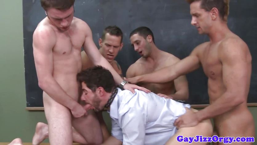 Gay students fuck teacher Gay Teacher Drenched With Cum 4tube